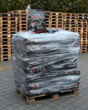 250 Kg Männerglut Premium Holzkohle Buchenholzkohle - Eichenholzkohle Mix