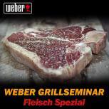Weber Grillseminar Live Fleisch Spezial Fr.,06.02.15, 17 Uhr Bad Hersfeld