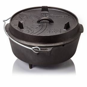 Petromax ft6 Feuertopf Dutch Oven 5,5 l - mit Füssen