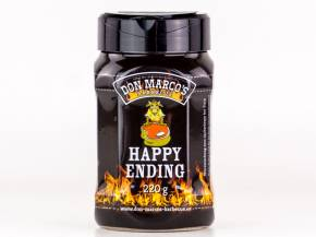 Don Marcos Happy Ending BBQ Rub 220g Dose