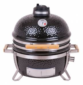 Monolith Grill ICON Black inkl. Gestell
