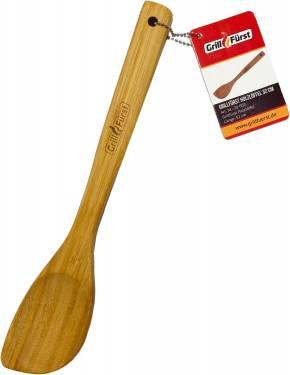 Grillfürst Holzlöffel / Kochlöffel 32 cm, Bambusholz