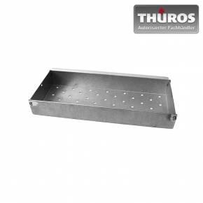 Edelstahl-Kohleschale H4060EN für Thüros II Kohleschale für Grill Edelstahl T4