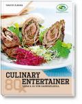 "Outdoorchef Grill Kochbuch ""Culinary Entertainer"" - Grillrezepte"