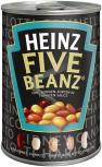Heinz Gebackene Bohnen Five Beanz 415g