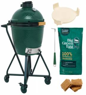 Big Green Egg Medium Keramikgrill Starter - Paket
