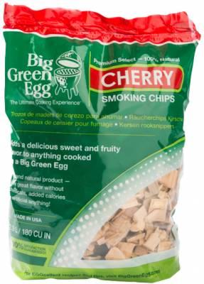 Big Green Egg Holz Räucherchips Cherry