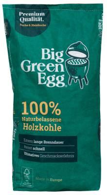 Big Green Egg Holzkohle 4,5 kg - 100% naturbelassen aus Buche und Hainbuche