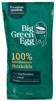 Big Green Egg Holzkohle 9 kg - 100% naturbelassen aus Buche und Hainbuche