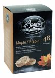 Bradley Smoker Maple / Ahorn Bisquetten 48er Pack