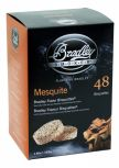 Bradley Smoker Mesquite Bisquetten 48er Pack