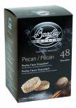 Bradley Smoker Pecan / Pekanuss Bisquetten 48er Pack