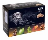 Bradley Smoker 120 Bisquetten Starterpaket Five Flavour Varieties