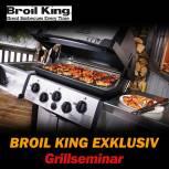 Broil King Grillseminar Fr., 29.09.17, 17 Uhr, Bad Hersfeld