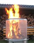Funkenschutz für Feuerstelle Columbus