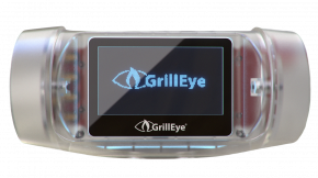 GrillEye MAX - Smart WiFi Grillthermometer mit Cloud Funktion - Intant-Thermometer +/-0,1°C präzise ( Grill Eye )