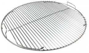 Edelstahl Grillrost 4mm klappbar / Klapprost für 570er / 57er Grills 54,7cm