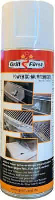 Grillfürst Power Schaumreiniger - Scheibenreiniger für Grillfürst Grill und Backofen