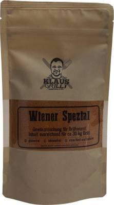 Wiener Special Brühwurst Gewürzmischung 150 g Beutel by Klaus grillt