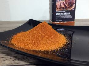 Magic Dust BBQ Rub 870g