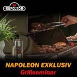 Napoleon Grillseminar Fr., 25.08.17, 17 Uhr, Bad Hersfeld