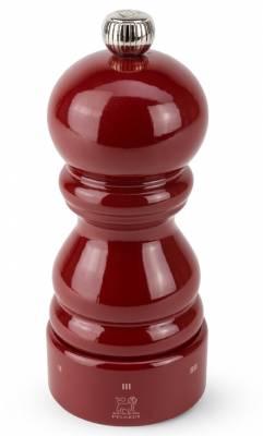 Peugeot Salzmühle Paris U`Select 12 cm rot lackiert