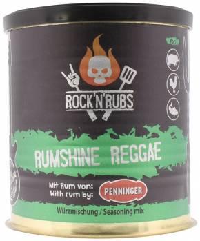 Rock'n Rubs - Rumshine Reggae - BBQ Rub 90 g Dose