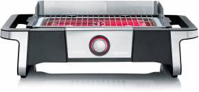 Severin Elektro Tischgrill SENOA Boost - Boost Zone 500°C - 3.000 W