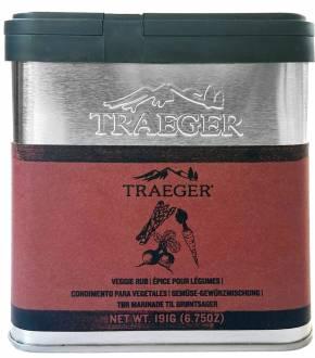 Traeger BBQ Rub - Veggie Rub, 191 g