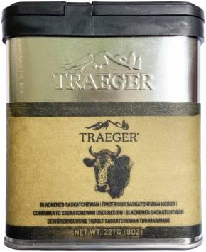 Traeger BBQ Rub - Blackened Saskatchewan Rub, 227 g