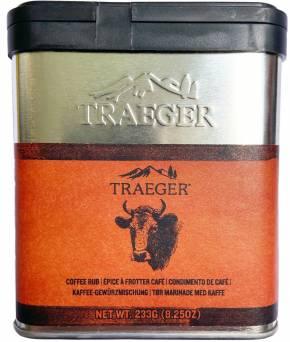 Traeger BBQ Rub - Coffee Rub, 233 g