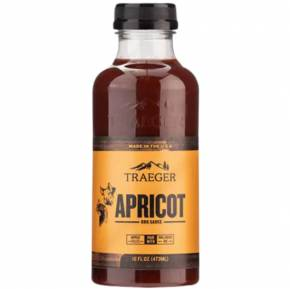 Traeger BBQ Sauce - Apricot, 473 ml