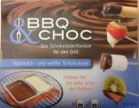 Grillfürst BBQ & Choc Vollmilch & weiße Grillschokolade