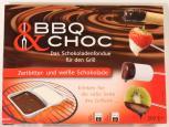 Grillfürst BBQ & Choc Zartbitter & weiße Grillschokolade