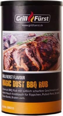 Grillfürst Magic Dust BBQ Rub im 330g Streuer