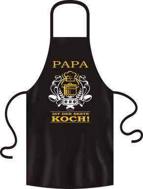 Grillschürze Papa ist der beste Koch