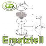 Outdoorchef Ersatzteil: 97.001.11 Elektrode grosser Brenner kompl. mit Halterung