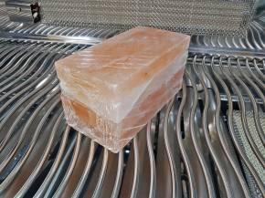 Salzstein BBQ-Planke 10 x 20cm 4er Set B-Ware