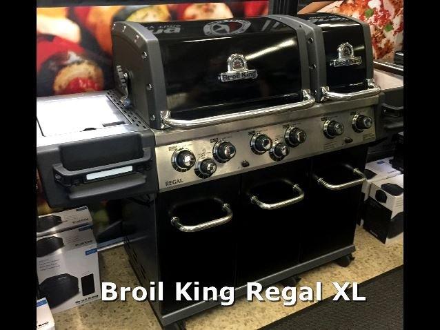 Rösle Gasgrill Xl : Broil king regal 690 xl inkl. drehspieß motor